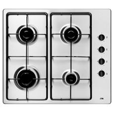 Etna T106HRVSF Propaan / Butaan Inbouw Kookplaat