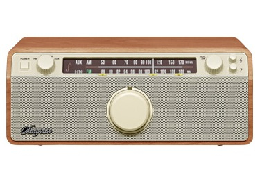 Sangean WR12 - Tafel radio - Walnoot