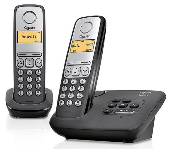Gigaset AL230A DUO DECT Telefoon
