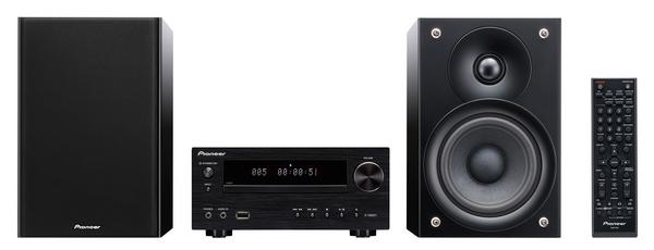 Micro Set Pioneer XHM51 zwart 4988028209628