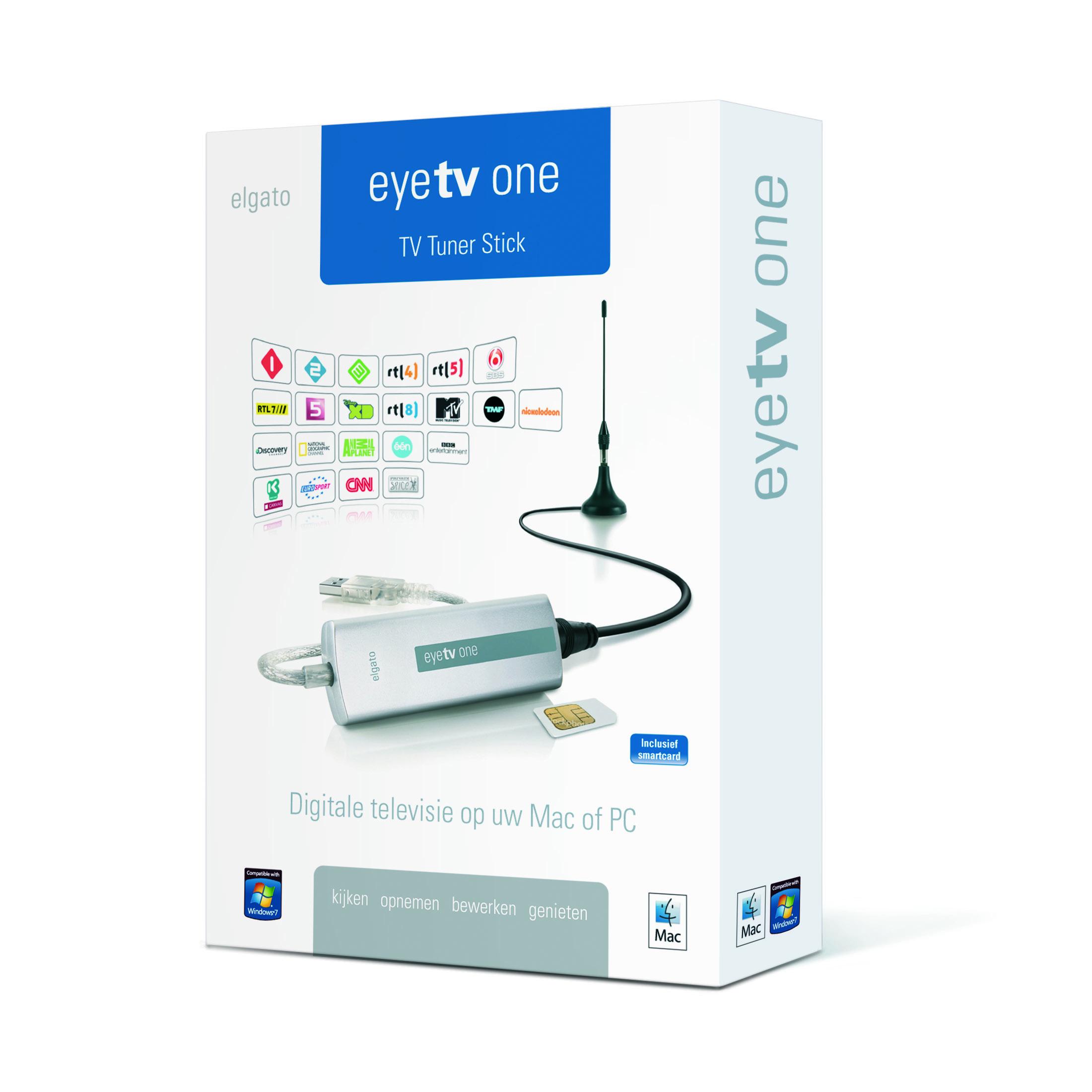 Elgato EyeTV One - Digitale decoder USB