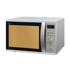 Image of Sharp Microwave 40L R941Inw Combi Inver