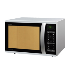 Image of Sharp Microwave 40L R971Inw Combi Inver