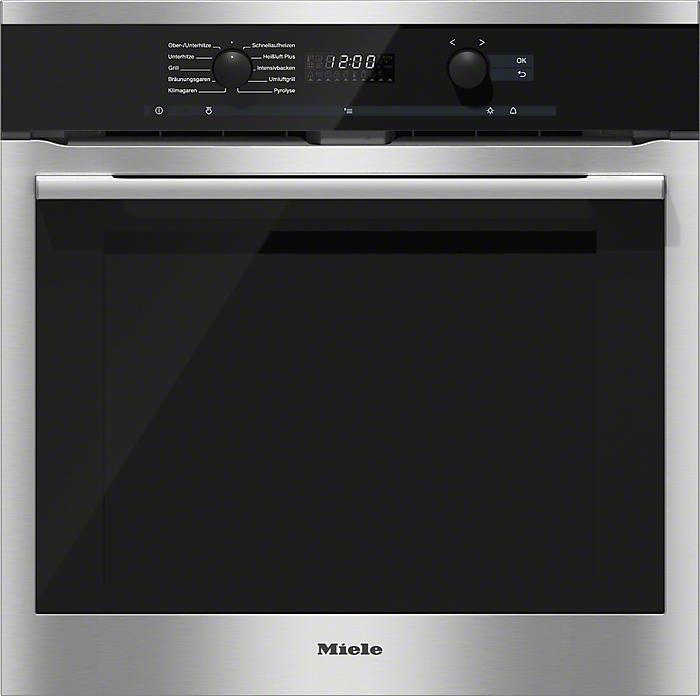 Miele H6160BP Inbouw Oven
