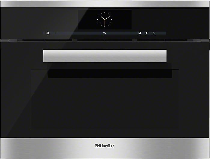 MIELE DGC 6800 XL CLST PURInbouw Oven en Magnetron