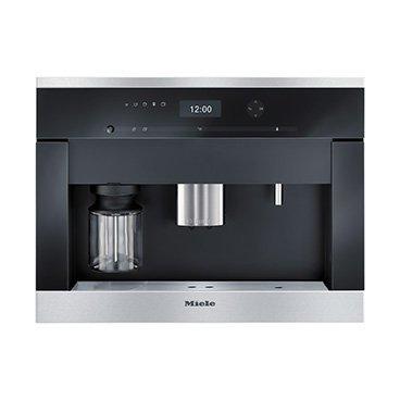 Miele inbouw koffiemachine CVA6401CLST Clean steel