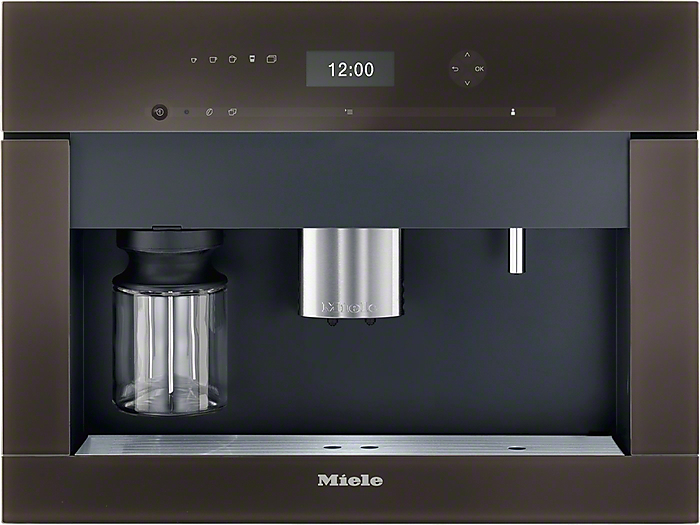 Miele inbouw koffiemachine CVA6401HVBR Havanna bruin