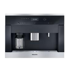 Miele inbouw koffiemachine CVA6401OBSW Obsidiaanzwart