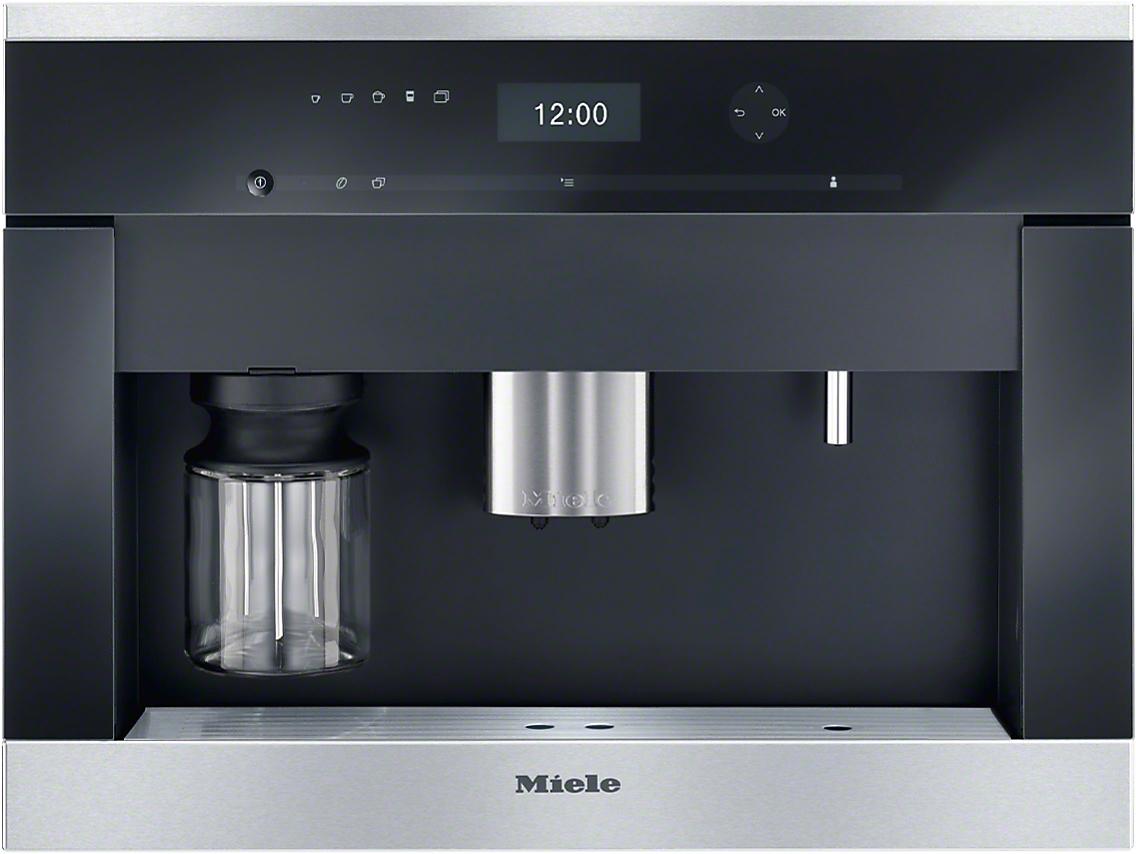 Miele inbouw koffiemachine CVA6405CLST