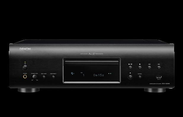 DCD-1520AE zwart