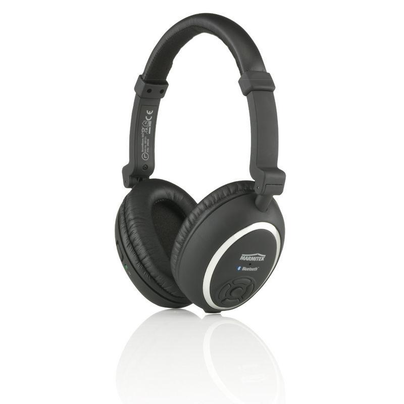 Image of Hoofdtelefoon - Over Ear - Draadloos - Marmitek