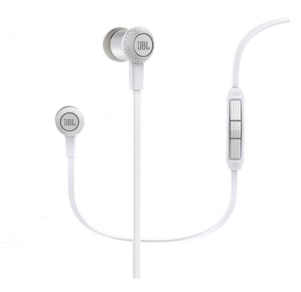JBL Synchros S100 i - In-ear oordopjes - Wit