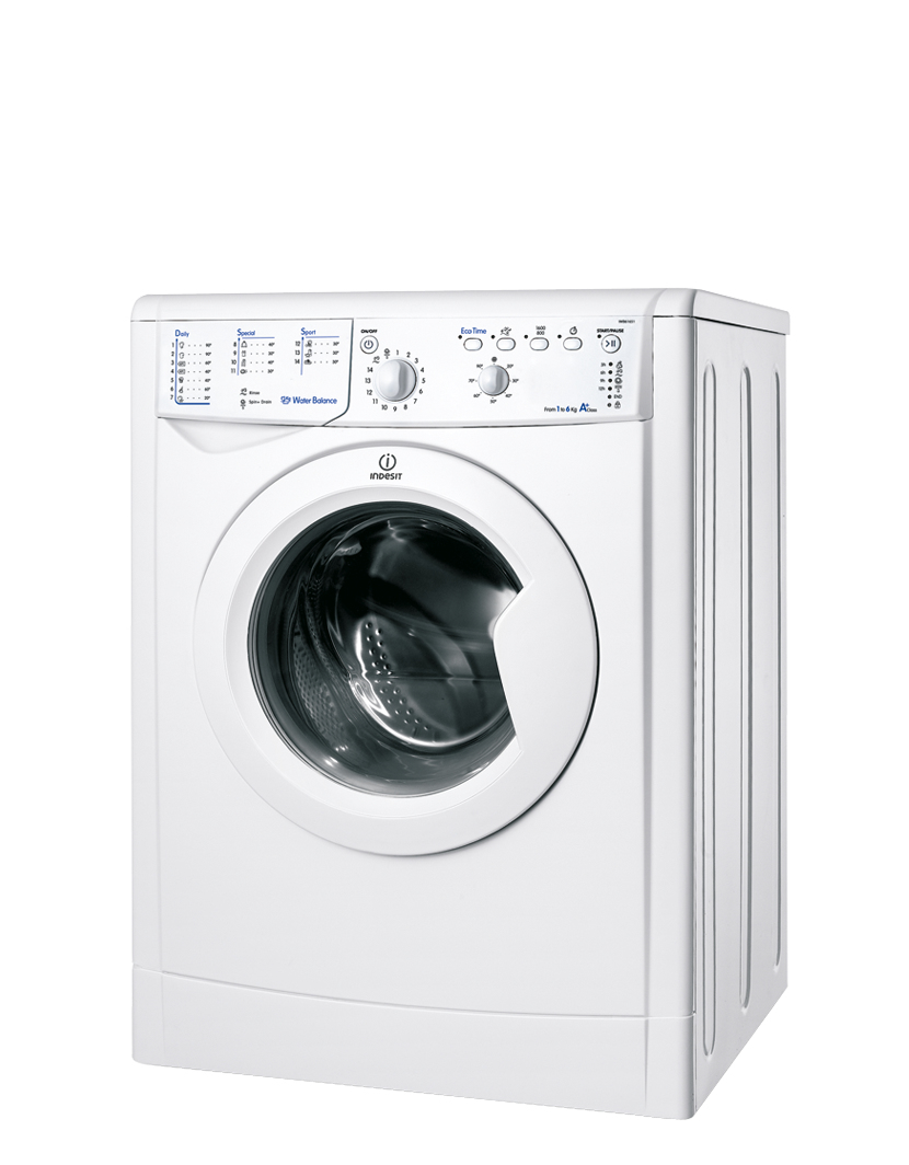 Indesit IWB61651(EU) Wasmachine
