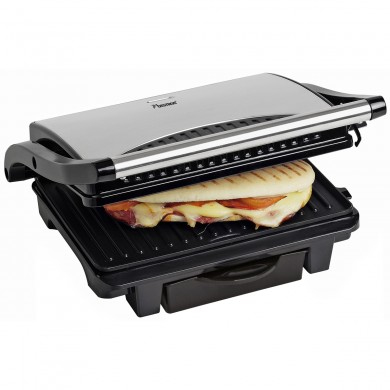Image of Bestron ASW-113S Panini Grill