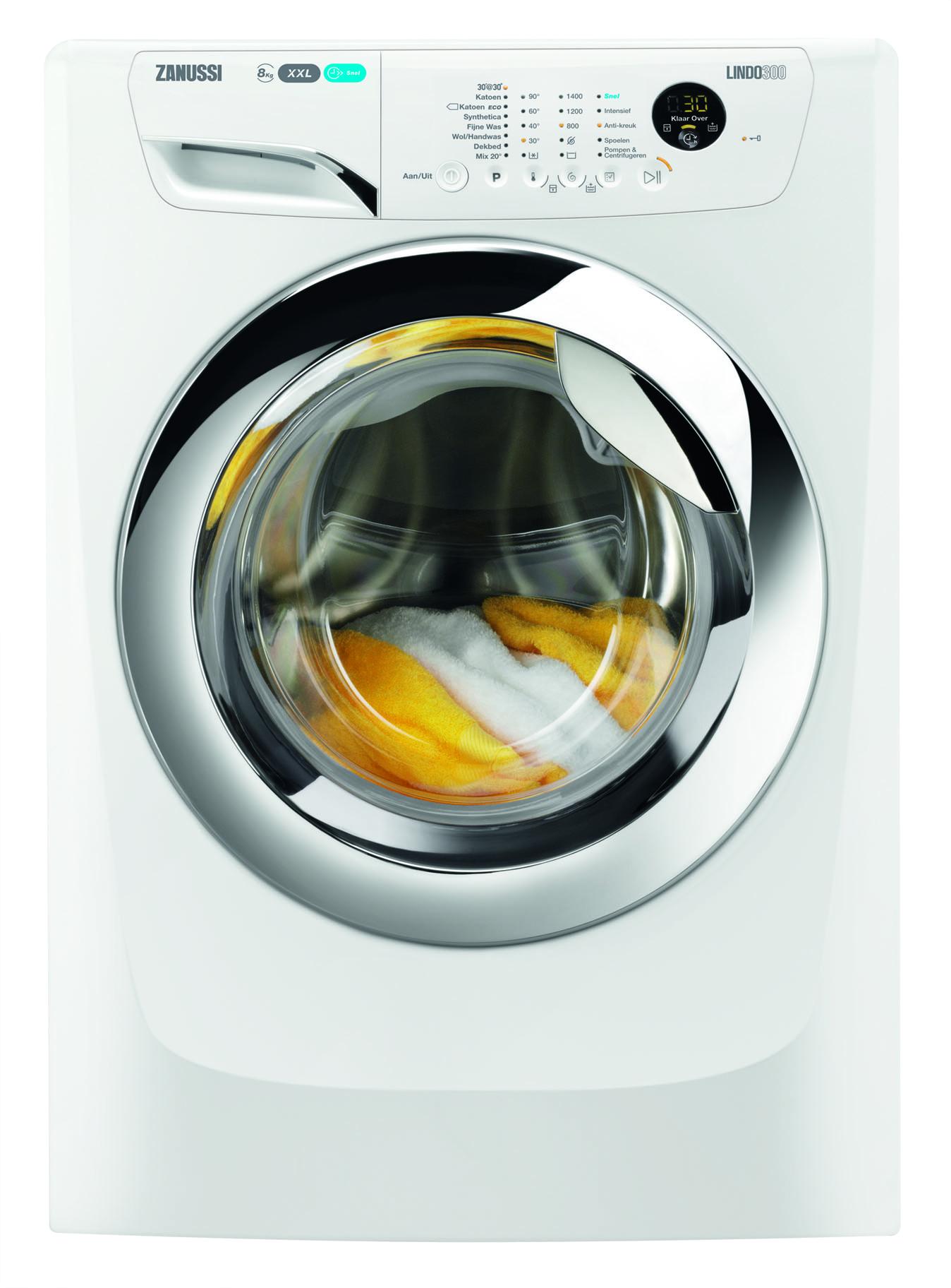 Zanussi wasmachine ZWF81463WH