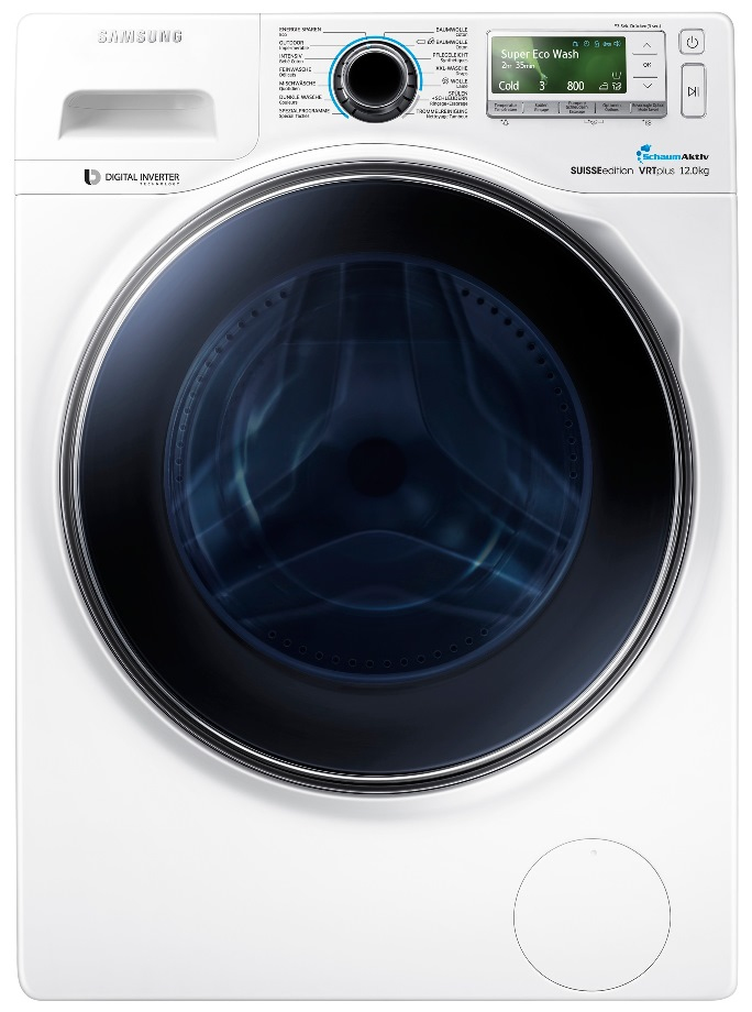 Samsung WW12H8400EW Crystal Blue