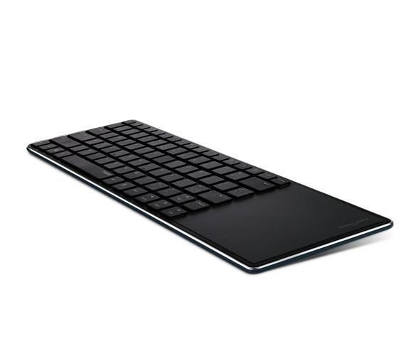 Rapoo E6700 Bluetooth Toetsenbord Qwerty Zwart