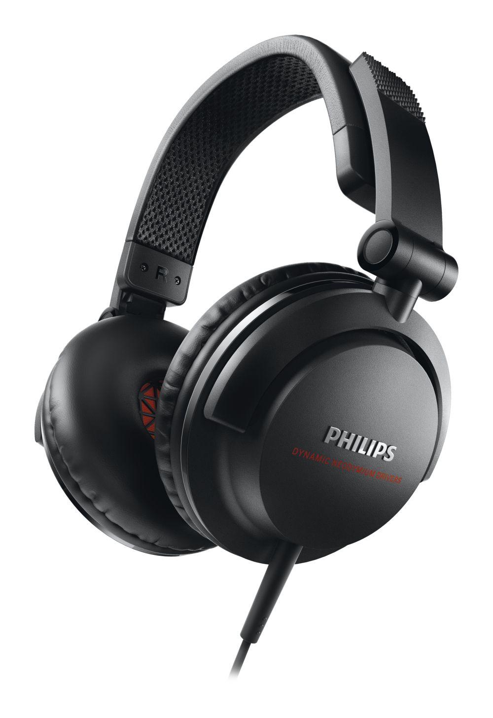 Philips SHL3300BK-00