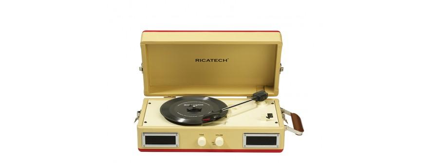 Ricatech RTT33 platenspeler