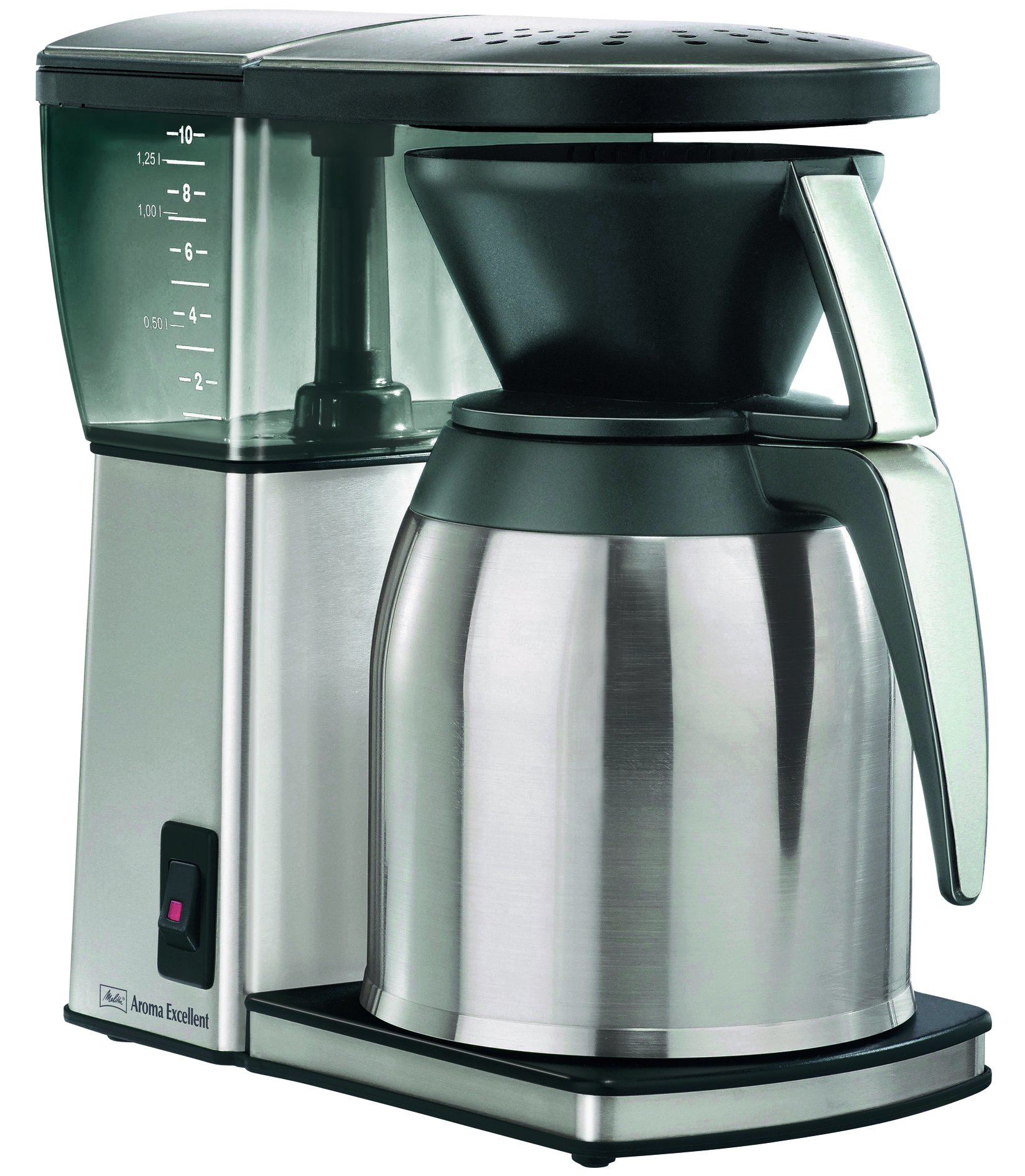 Melitta Aroma Excellent Steel Therm Koffiezetter