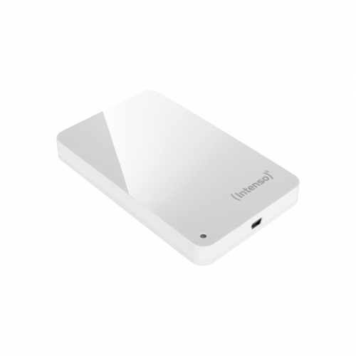 Intenso Memory Station 1TB wit - Externe 2.5'' Hardeschijf, USB 2.0