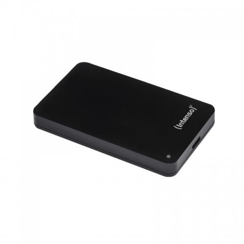 Image of Externe harde schijf 6.35 cm (2.5 inch) 2 TB Intenso Memory Case Zwart USB 3.0