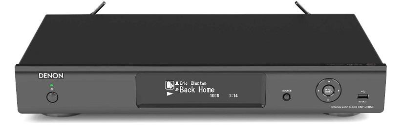 DNP-730AE zwart