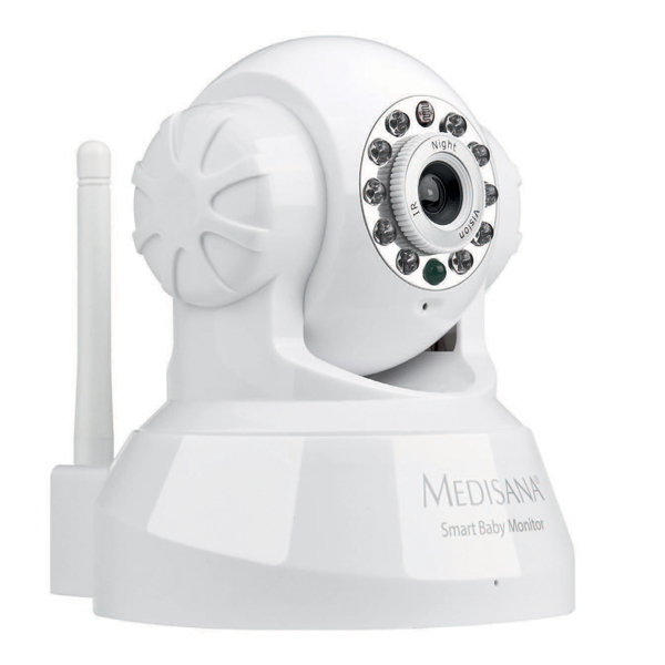 Image of Medisana Smart Baby Monitor