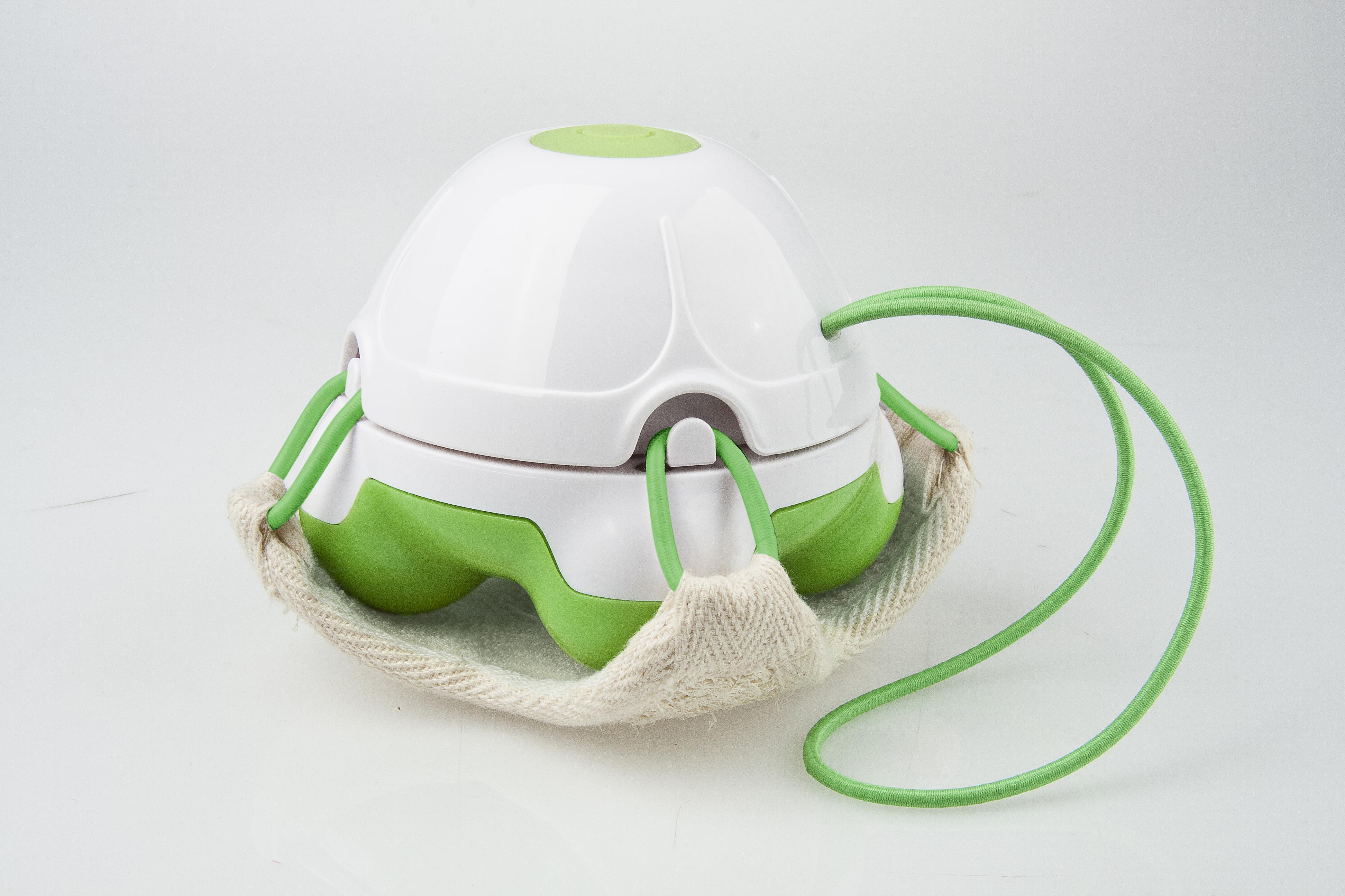 HM 840 Mini Handmassage Groen