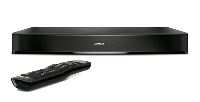 Solo 15 TV sound system