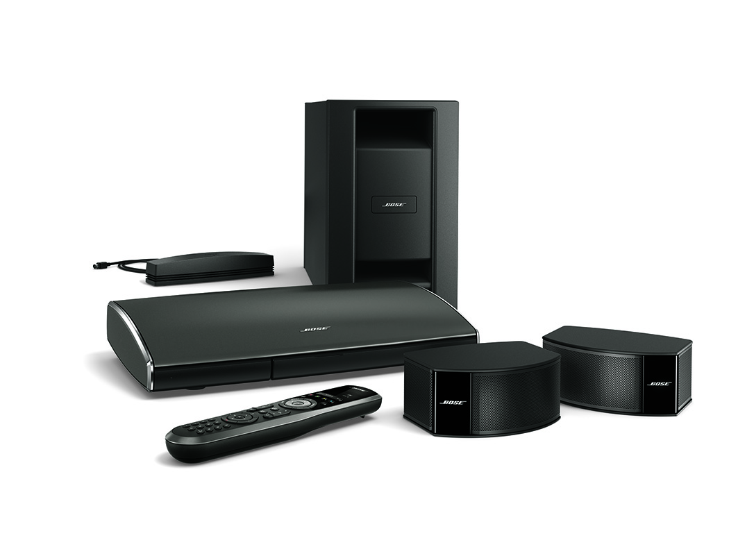 Bose Lifestyle 235 series III Homecinema zwart