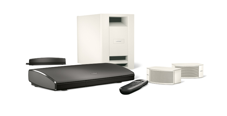 Bose Lifestyle 235 series III Homecinema wit