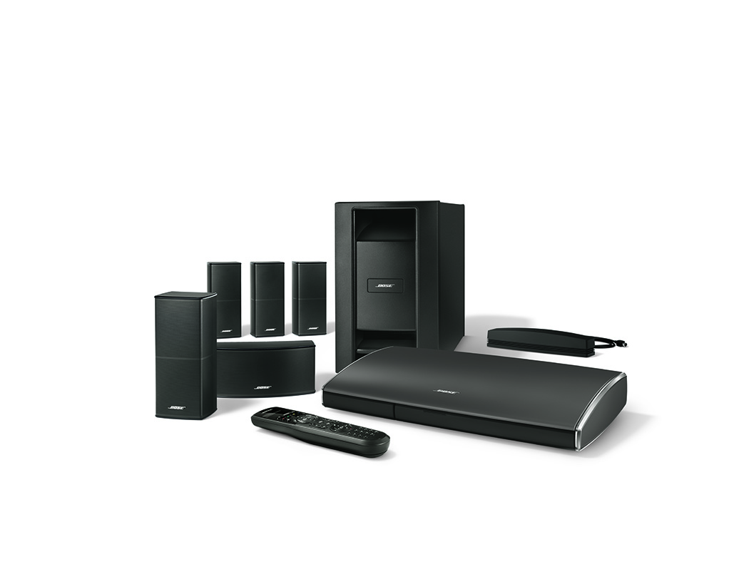 Bose Lifestyle 525 series III Homecinema zwart