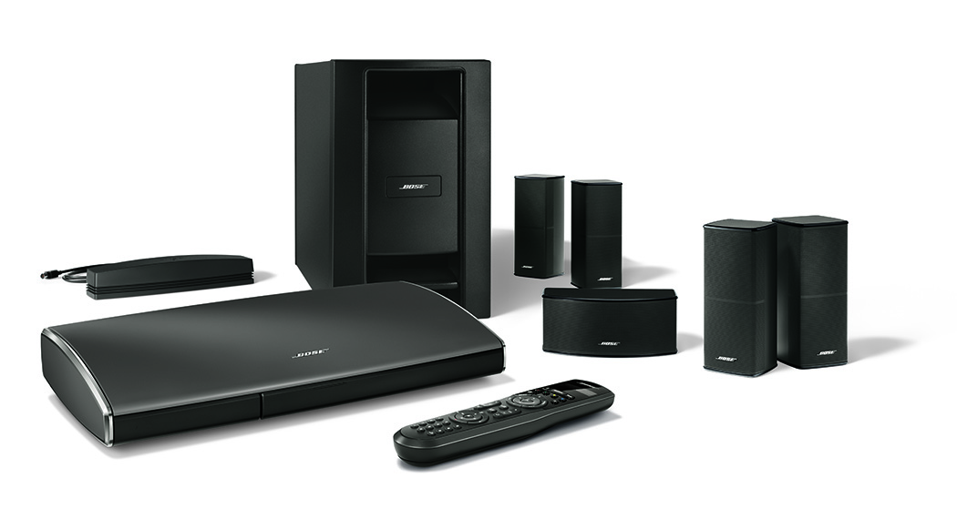 Bose Lifestyle 535 series III Homecinema zwart