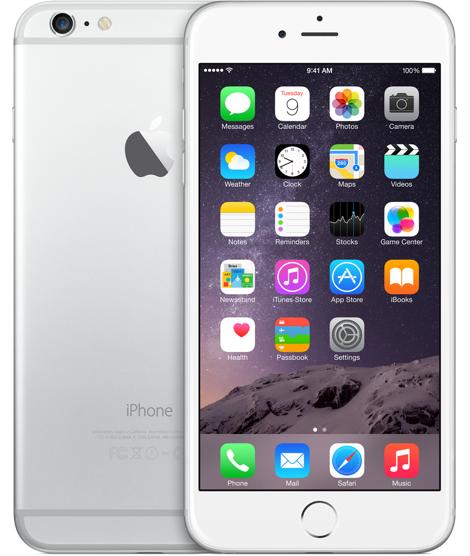 APPLE Smartphone iPhone 6 Plus 16 GB