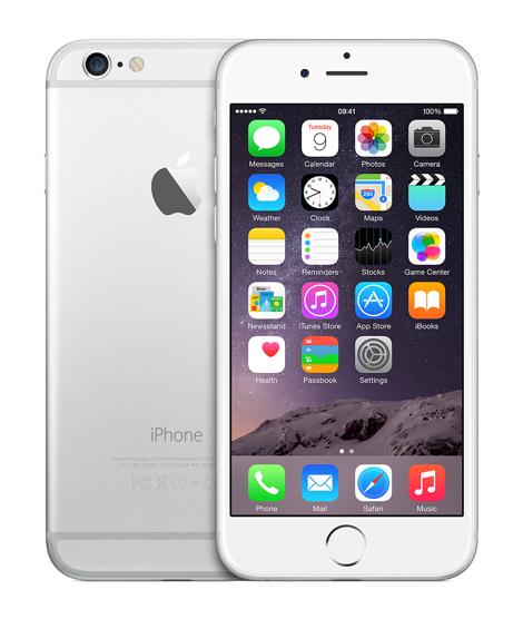APPLE Smartphone iPhone 6 16 GB