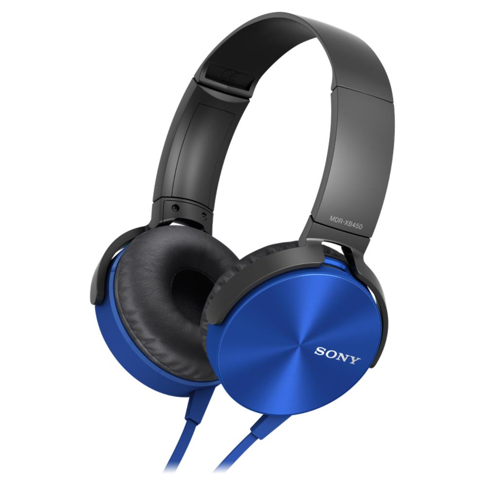 Sony MDR-XB450AP Blauw
