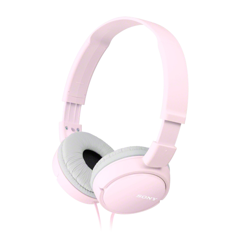 Sony Over-Band Headset pink