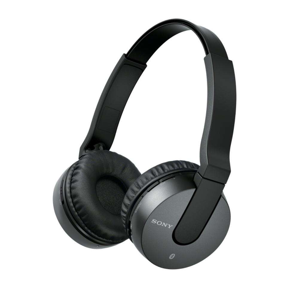 Sony MDR-ZX550BN Zwart