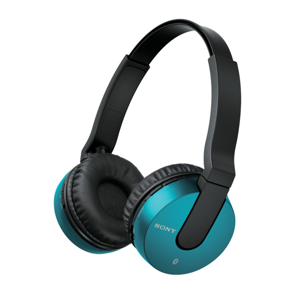 Sony MDR-ZX550BN Blauw