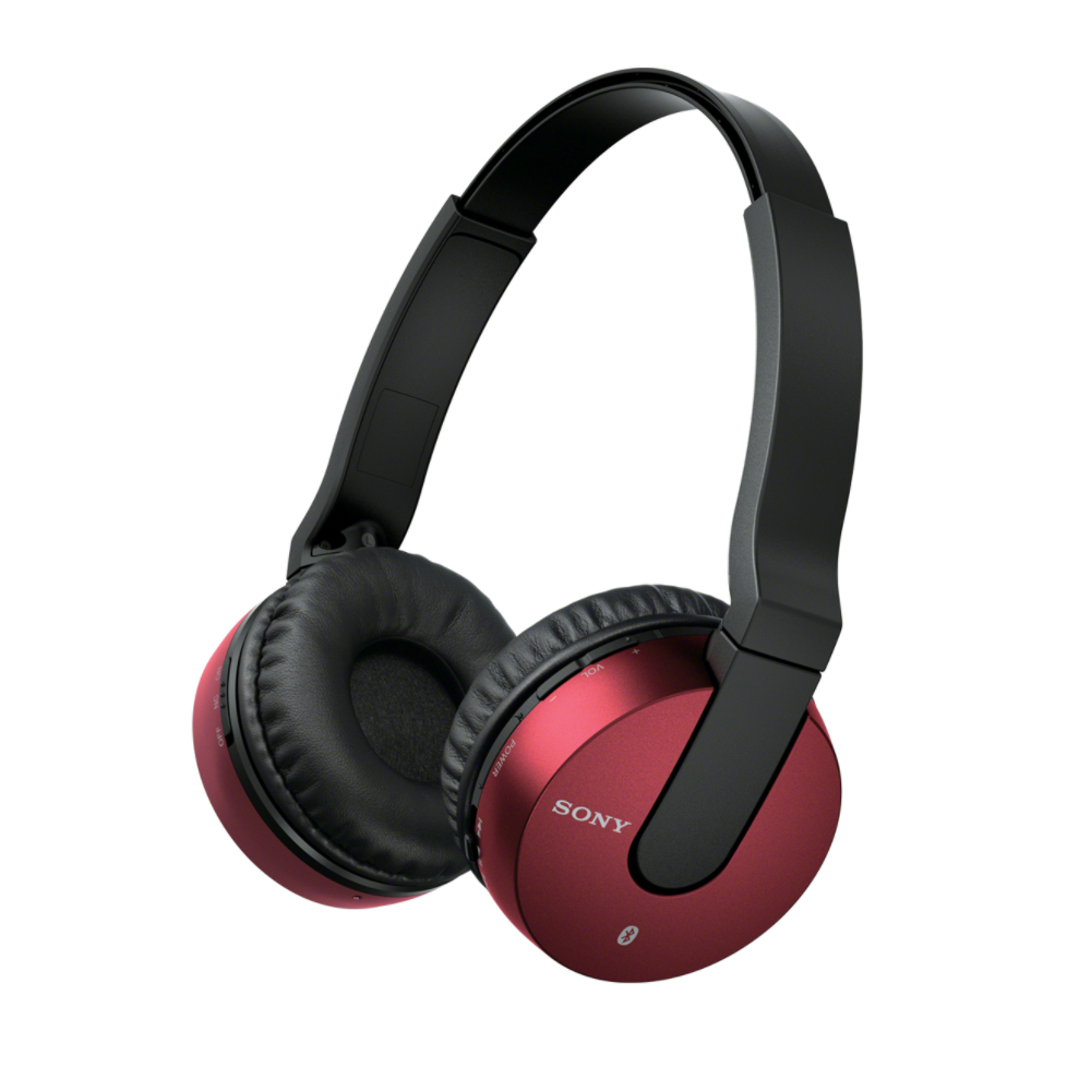Sony MDR-ZX550BN Rood