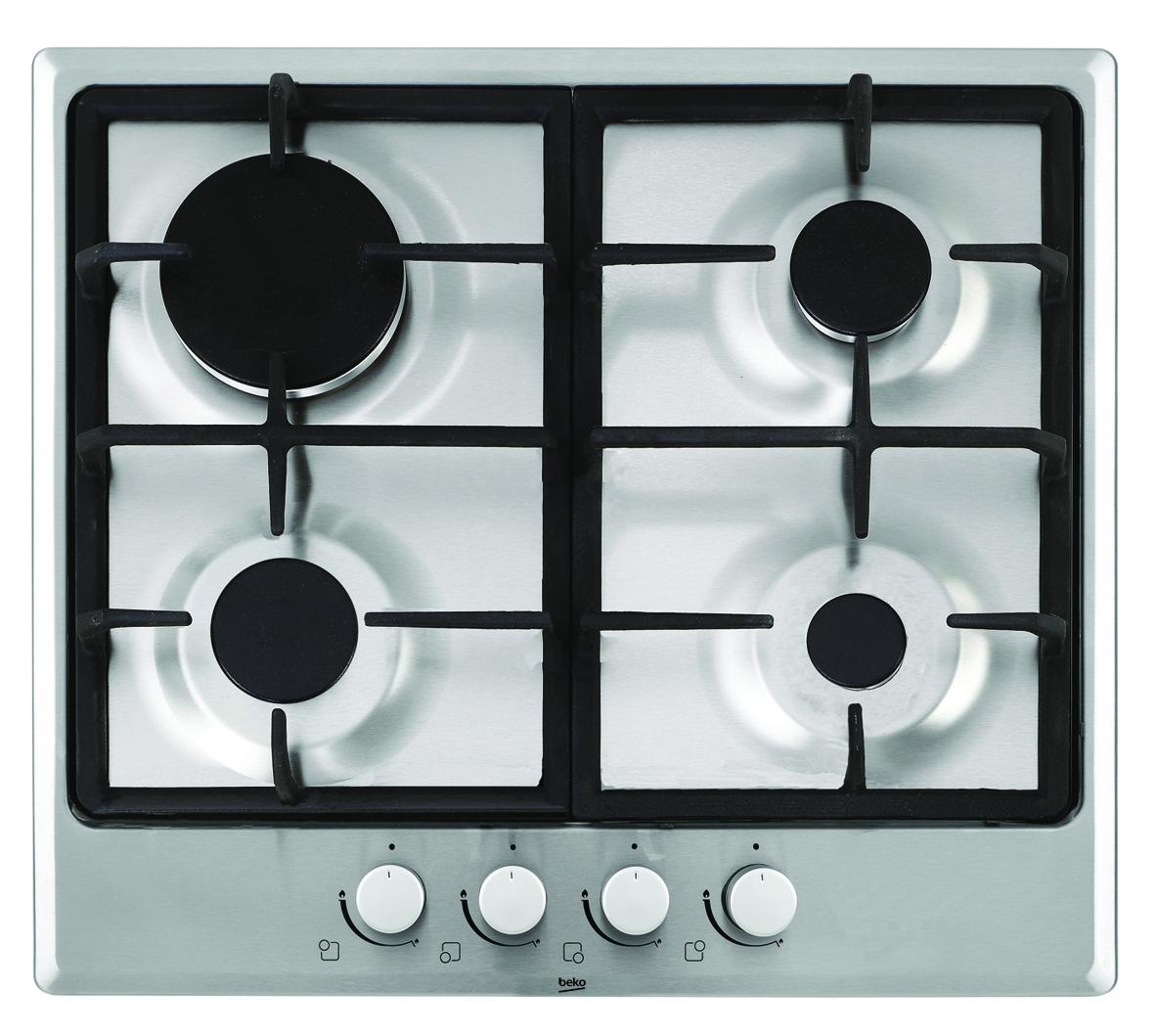 Beko HIMG64225SXInbouw Kookplaat