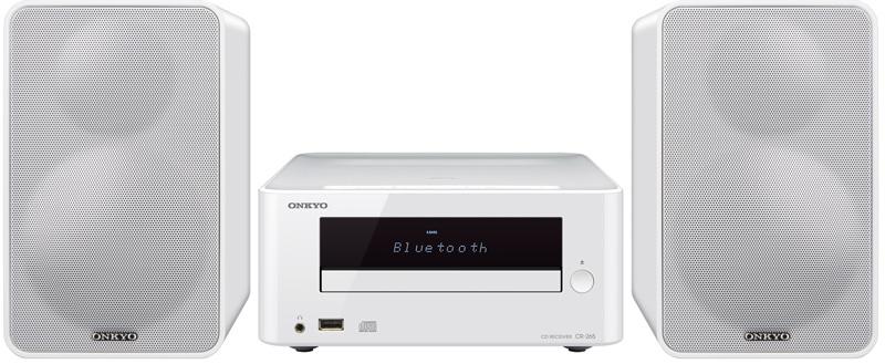 Onkyo CS-265 - Microset - Wit
