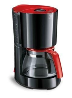 MELITT Enjoy zwart/rood (auKoffie apparaat