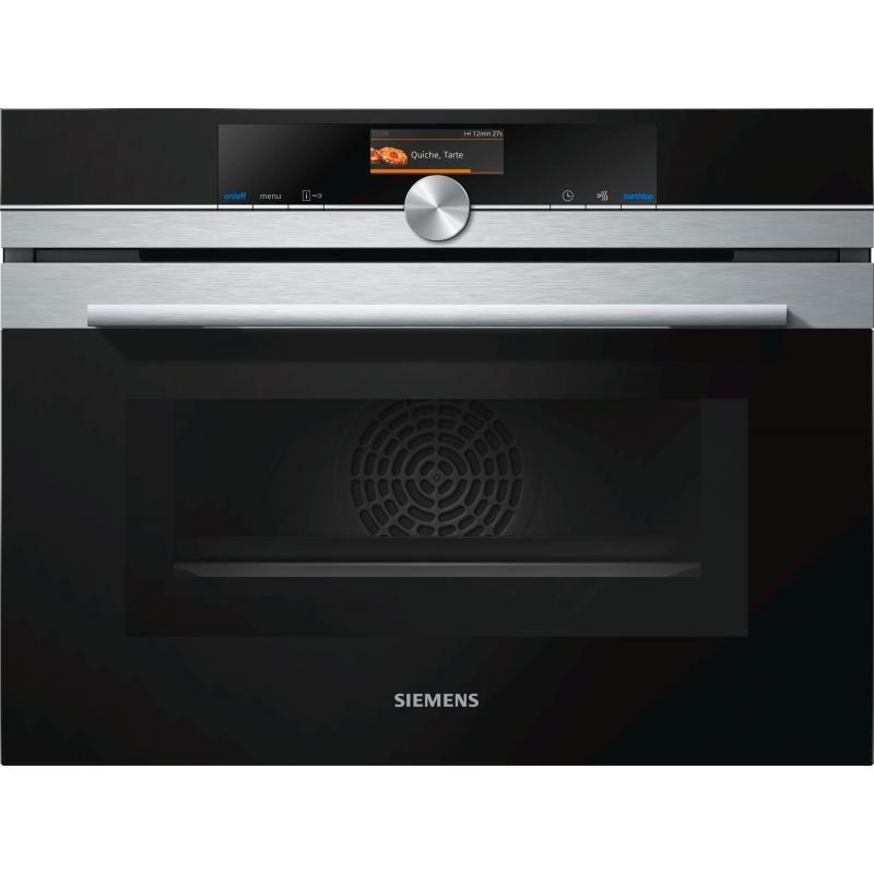 Siemens CM656NBS1Inbouw Oven en Magnetron