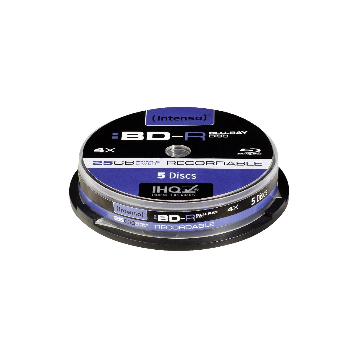 Image of Intenso 5001111 Lees/schrijf blu-ray disc