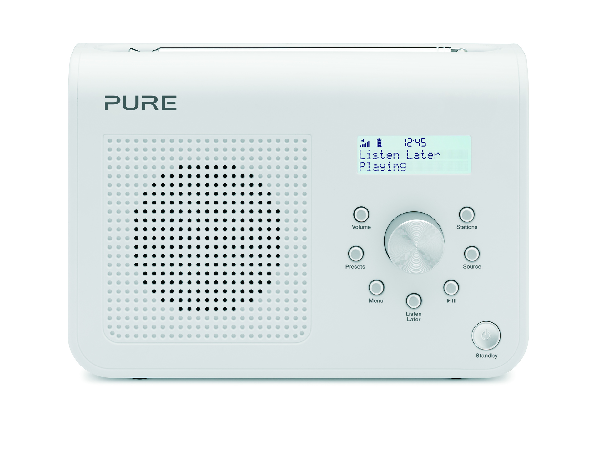Pure One Classic Series 2 Wit