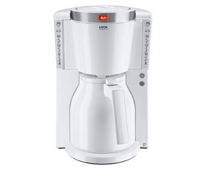 Melitta Look IV Therm Select. 1011-11 - Filterkoffiezetter met Thermoskan