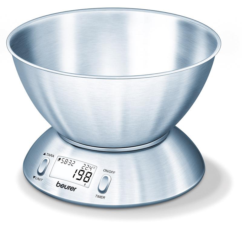 Weegschaal (keuken) Beurer KS54 4211125708405