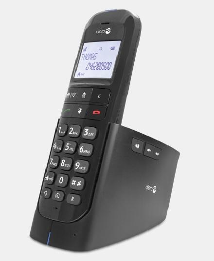 Telefoon (Dect) Doro Magna 2000IT en Telecom 7322460066529
